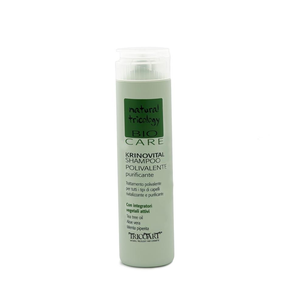 KRINOVITAL Trychologiczny szampon wielowartościowy