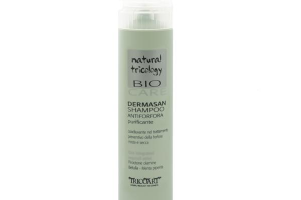 DERMASAN Trychologiczny szampon przeciwłupieżowy oczyszczający
