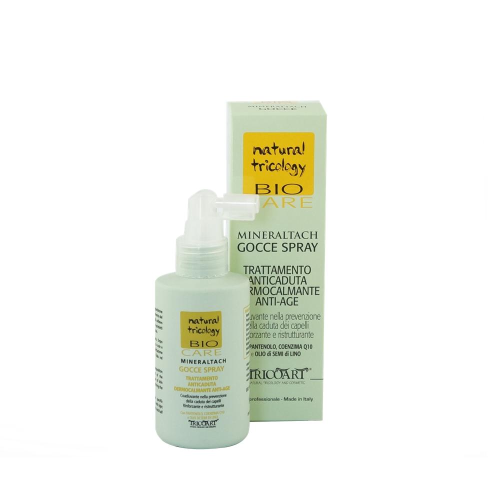 TRICOVITAL Mineraltach Trychologiczne serum przeciw wypadaniu włosów do skóry wrażliwej spray