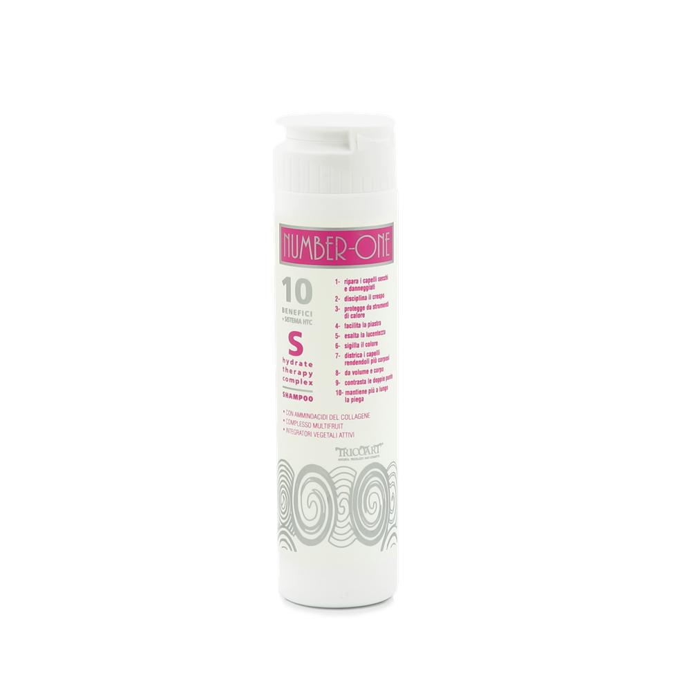 NIMBER-ONE Terapeutyczny szampon odbudowujący