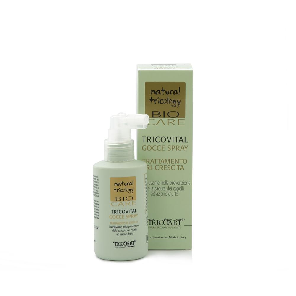 TRICOVITAL Trychologiczne serum pobudzające odrost włosów spray