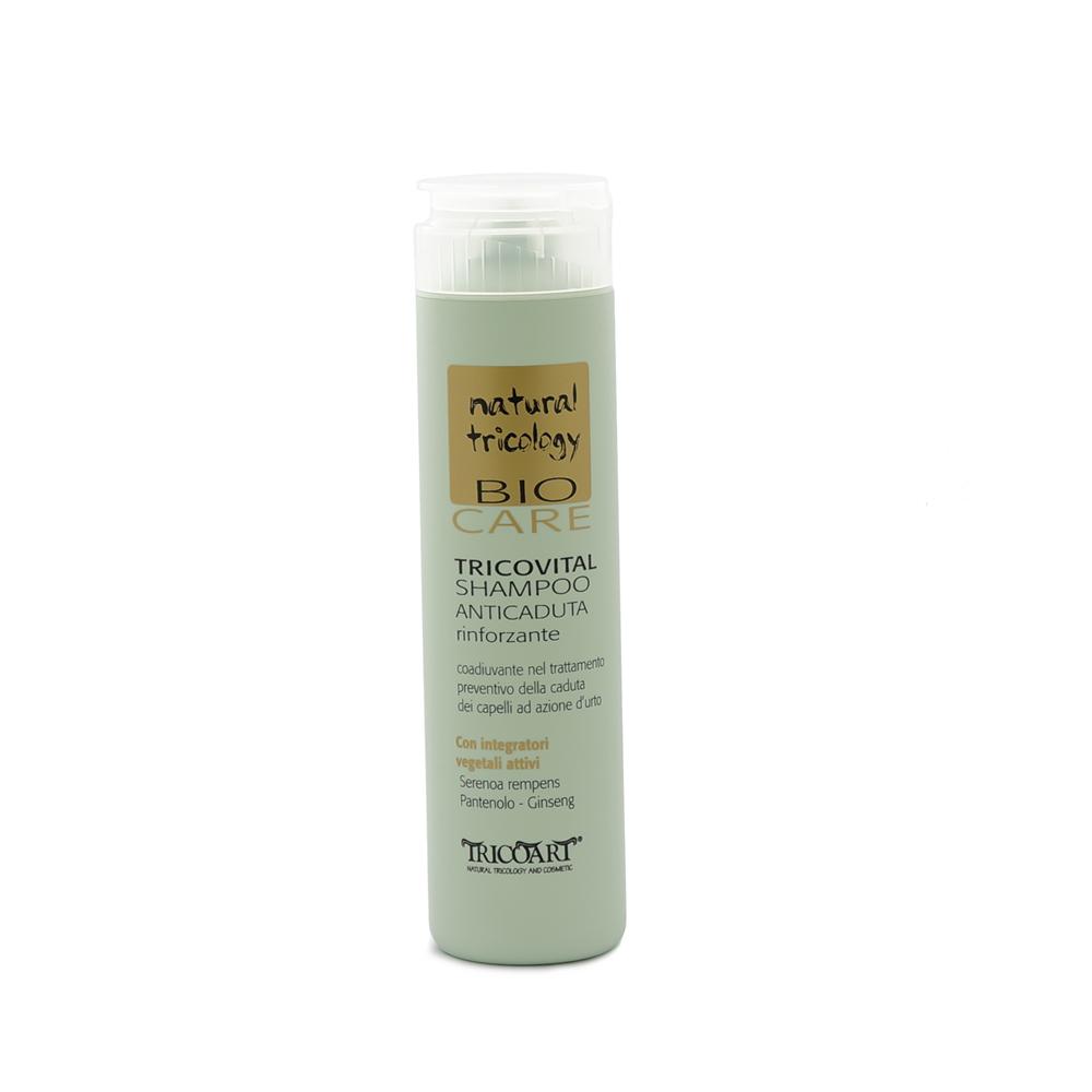 TRICOVITAL Trychologiczny szampon wzmacniający do włosów wypadających