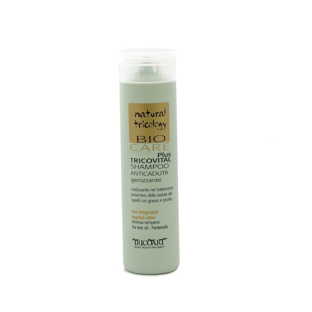 TRICOVITAL Trychologiczny szampon oczyszczający do włosów wypadających