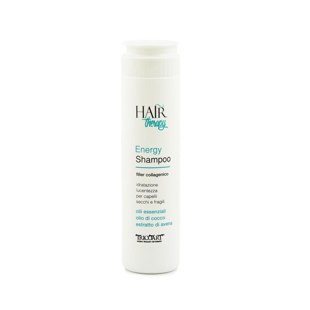 ENERGY FILLER Kolagenowy szampon wypełniający
