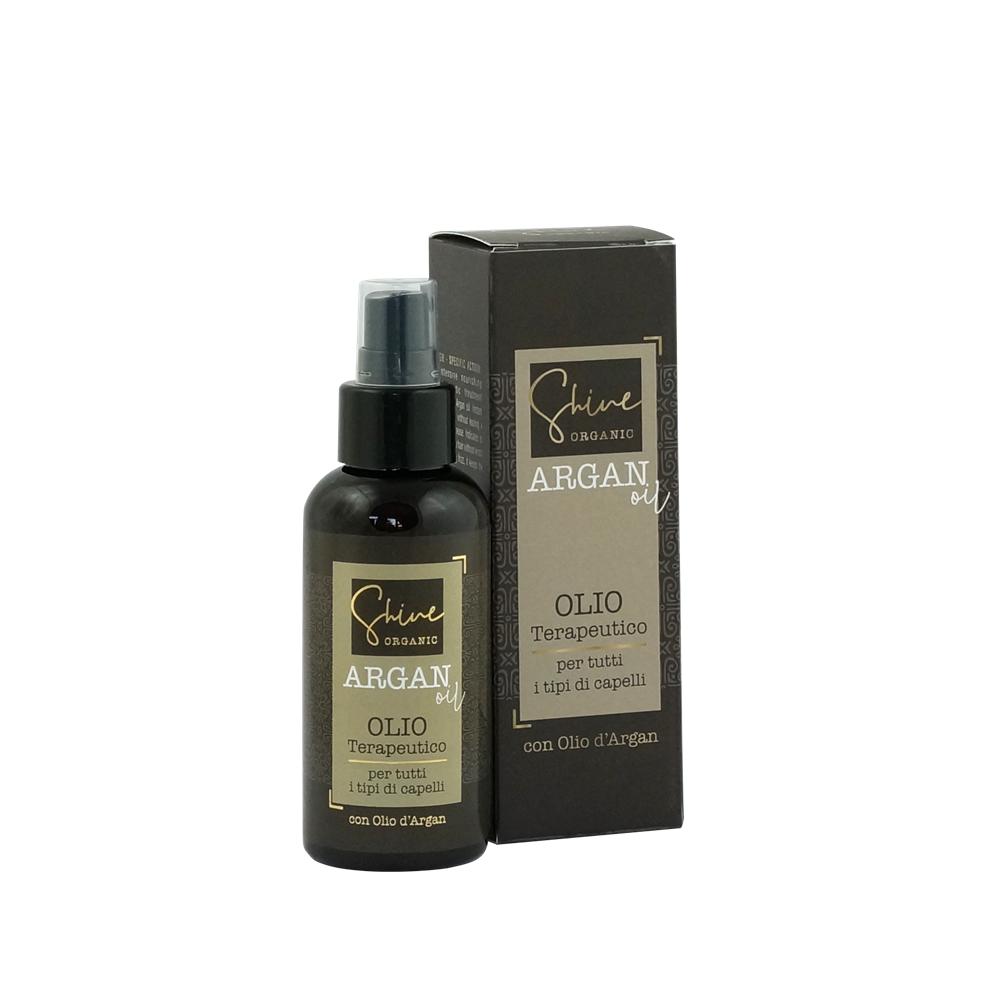 SHINE ORGANIC ARGAN OIL Terapeutyczny olej arganowy